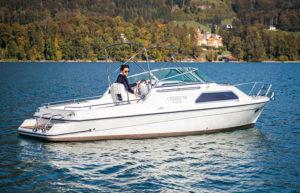 Elektroyacht Capriole 700 von Marian Boote